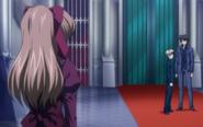 Lapis seeing Kazuma
