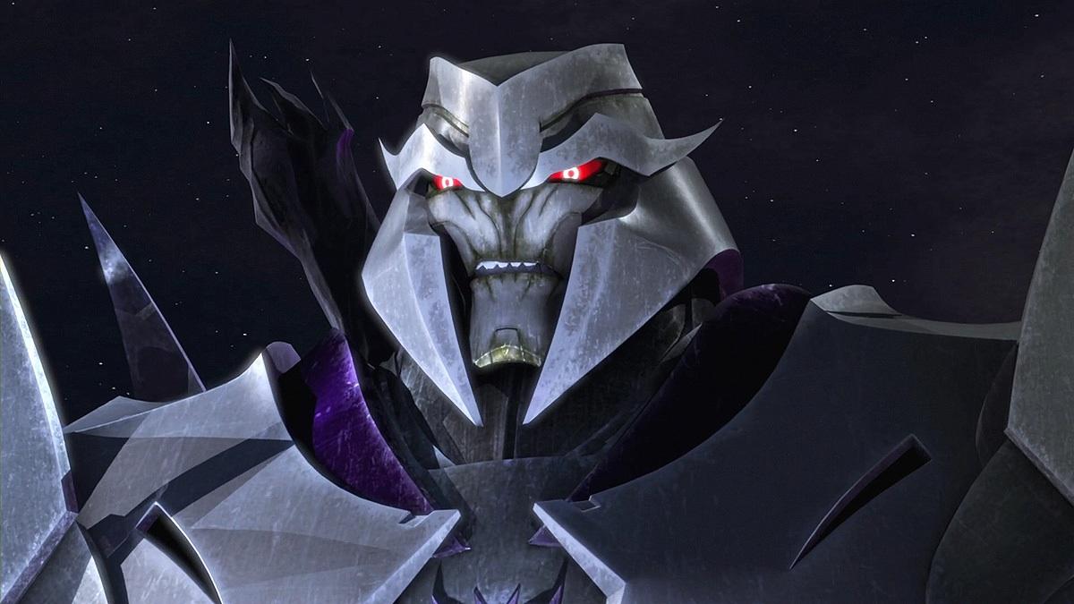megatron transformers prime villains wiki fandom