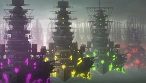 The Fleet of Fog