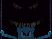 Mr. Rex grin