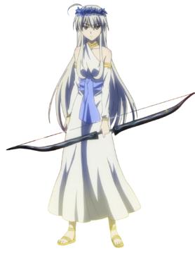 Athena Anime