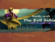 Battle With The Evil Sultan