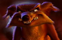 Dag's evil grin