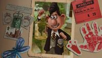 Flushed Away The Toad and Young Prince Charles