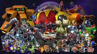 The Empire of Eggman