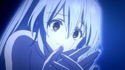Akuma no riddle-08-mahiru-assassin-holy relic-wish-dream-split personalities-scar