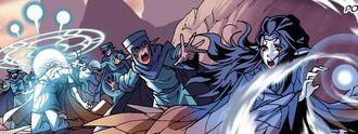 La mort d'Asterion