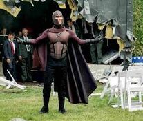 Young magneto days of future past