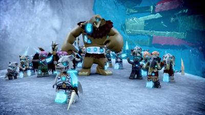 Ice Hunters (Chima Animated)