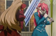 Lapis vs. Ayano