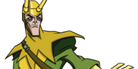 Loki Laufeyson (The Avengers: Earth's Mightiest Heroes)