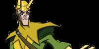 Loki Laufeyson (The Avengers: Earth's Mightiest Heroes)