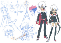 The Twins concept art 2