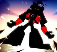 Animation Makuta Corrupted