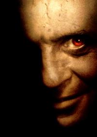 Hannibal red eyes