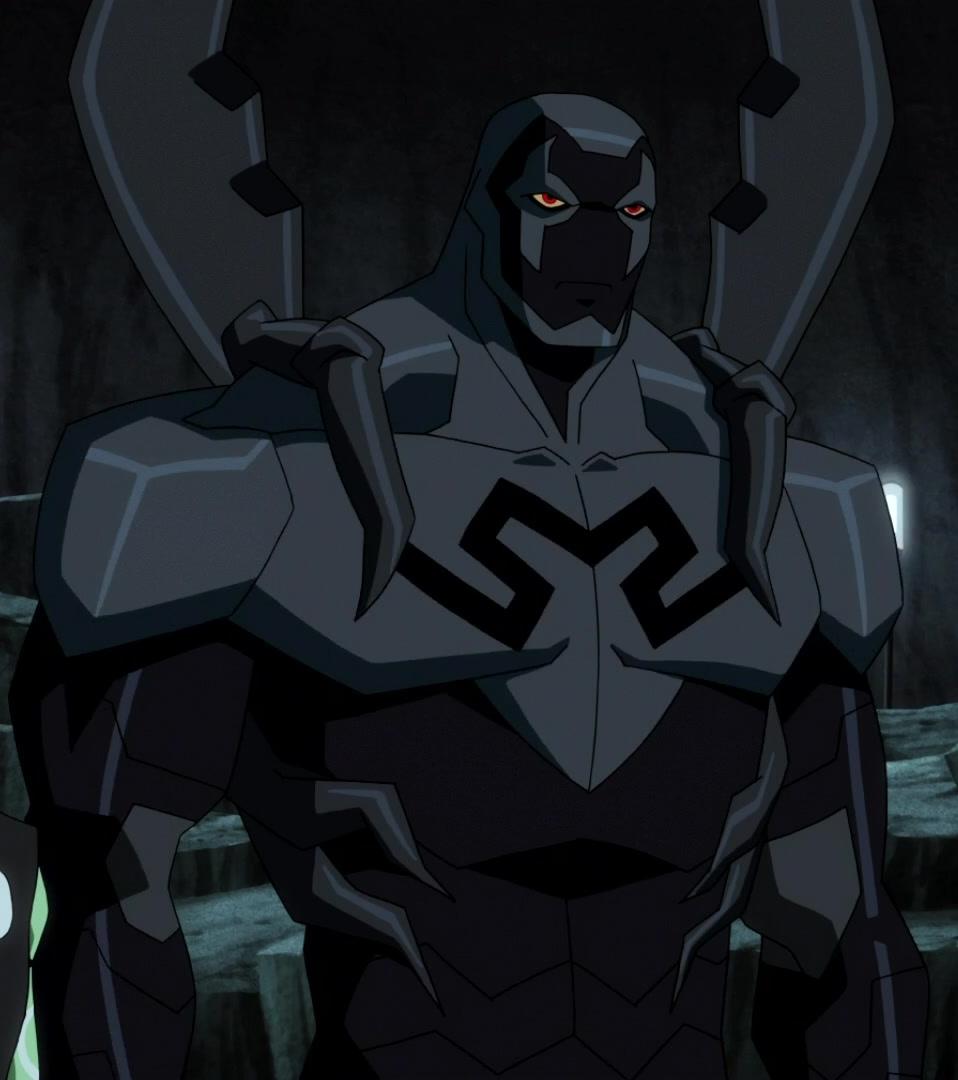 Black Beetle (Young Justice)   Villains Wiki   Fandom ...  Black Beetle (Y...