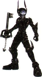 Armored Ventus Nightmare
