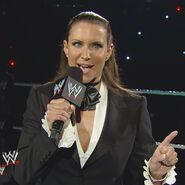 Evil Stephanie @ WM30