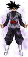 !black goku by dannyjs6
