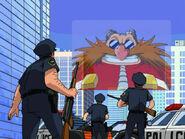 Hello officers Eggman