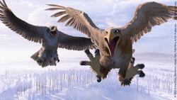 NIKO2 Eagles