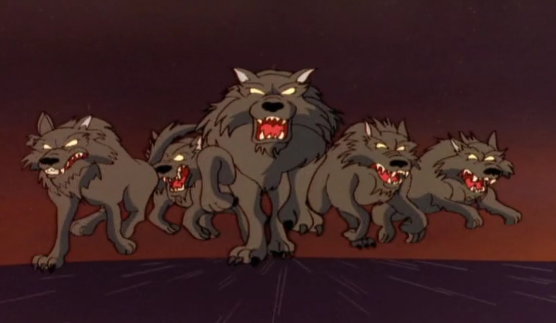 Werewolves (Road Rovers) | Villains Wiki | FANDOM powered ...