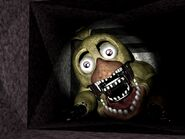 Chica in vent (FNaF's2)