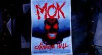 Mok at Carnage Hall
