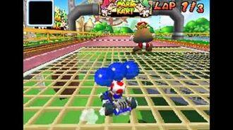 Mario Kart DS- Goomboss
