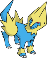 482px-310Manectric Dream