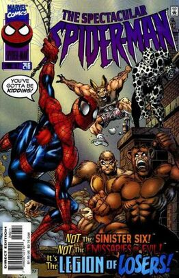 The Spectacular Spider-Man Vol 1 246