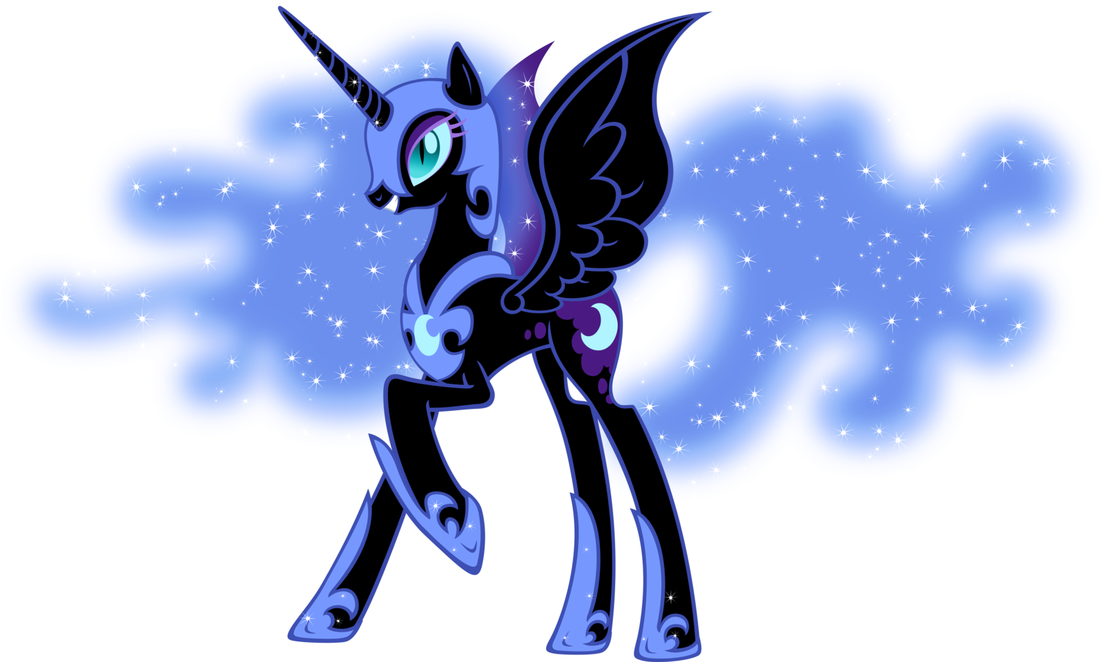 Image - FANMADE Nightmare Twilight Sparkle.png   My Little Pony ...