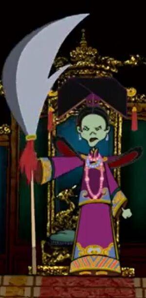 The Evil Empress