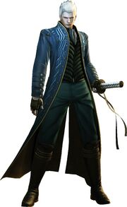 Vergil (Devil May Cry 4)