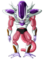 Frieza 3rd Form