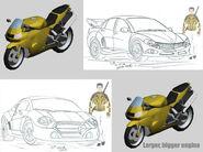 Ronin Vehicles