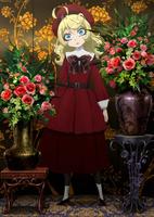 Tanya Stitched Cap (Saga of Tanya Ep 2)