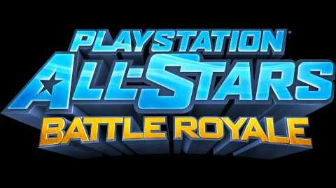 Final Boss - Polygon Man - 1st Phase - PlayStation All-Stars Battle Royale Music Extended