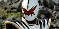 White Ranger Clone