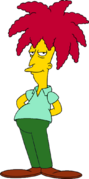 Sideshow Bob (The Simpsons Ride)