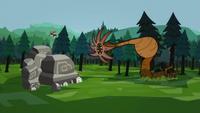 Root Monster 21