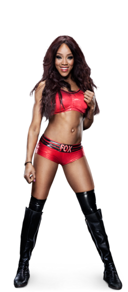 Alicia Fox Profile