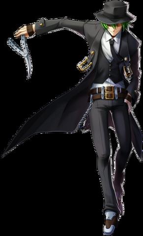 File:Hazama (Chronophantasma, Character Select Artwork).png