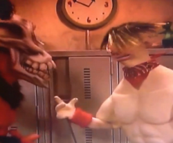 Mr. Meaty Josh vs. Wedgelor