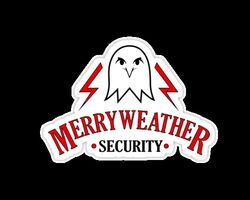 The Merryweather Security Consulting Trademark