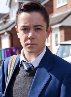 Keith Rice as Finn O'Connor
