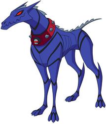 Khyber's Dog (Anubian Baskurr)