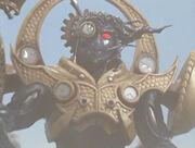 Giant Time Demon God Chronos