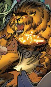 Leo (Thanos' Zodiac) (Earth-616) 002