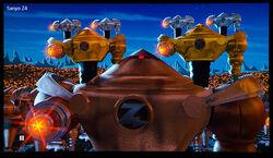 Zurg robots